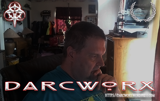 Douglas S. Taylor is the Brain Child of DarcWorX as seen in this image. Date is 07/18/2018.